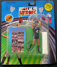 AFL HEROES - CARLTON BLUES Action Figure RARE 1990s