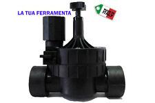 """ELETTROVALVOLA  1"""" FF CONTROLLO FLUSSO 24V OFFERTA Vca Made in Italy"""