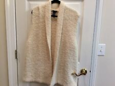ae3fe4a1be6 Ladies Doncaster Collection Long Cream Colored Vest