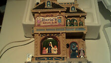 CHRISTMAS VILLAGE, DARLA.S DOLL HOUSE, BY LEMAX  IN ORIGINAL PACKING & BOX