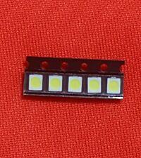 15 pcs Diodes  LEDs Television Backlit SMD LED 1W 5V Cool White Backlight