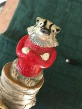 Bucky Badger Wisconsin tap handle