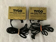 Tyco HO Scale Lot of 2 Electric Power Packs Model 899V Hobby Transformer #1