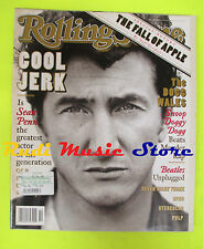 ROLLING STONE USA MAGAZINE 731/1996 Sean Penn Snoop Doggy Dogg Stereolab  No cd
