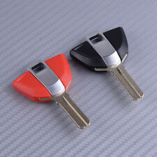 Motorcycle Uncut Keys Blade Blank Key Ignition fit for BMW R1200GS F800GS New