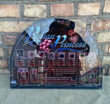 Slot Machine Round Top Glass IGT Casino Vintage