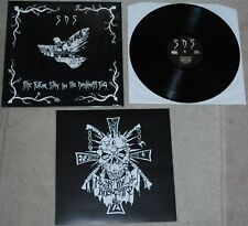 S.D.S. - The Future Stay In The Darkness Fog LP / Crust / Society Death Slaughte