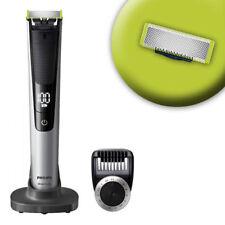 PHILIPS QP 6520/60 Rasierer OneBlade Pro mit gratis Ersatzklinge Bartschneider