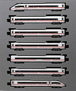 KATO N Scale ICE4 7 Train model train basic set 10-1512