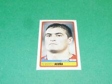 N°235 ROBERTO ACUÑA PARAGUAY PANINI FOOTBALL COPA AMERICA 2007