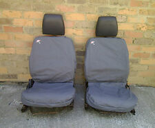 Waterproof Seat Covers for Land Rover Defender - Set of 2 (DA2815GREY)