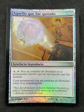 MTG Magic FOIL That Which Was Taken Betrayers of Kamigawa SPANISH MP