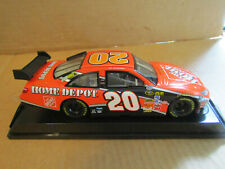 "MOTORSPORTS AUTHENTICS ""HOME DEPOT #20"" TONY STEWART NASCAR DIECAST IN CASE"