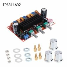 New TPA3116D2 2x 50W +100W 2.1 Channel Digital Subwoofer Power Amplifier Board