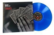 BOB DYLAN – FALLEN ANGELS (LP BLUE VINYL Limited Edition) New & Sealed