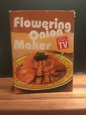Blooming / Flowering Onion Maker Cutting Tool And Corer