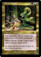 Mystic Snake NM MTG Apocalypse Magic 2B3