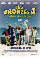 """DVD """"Les Bronzés 3, Amis pour la vie"""" -Patrice Leconte NEUF SOUS BLISTER"""