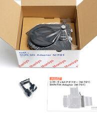 Mamiya rz pro quinquies/Pro II/RZ Shift Tilt adaptador ni701 nuevo/new