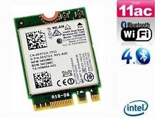 + Intel AC 7265 7265NGW Dual Band 867Mbit/s WLAN+Bluetooth 4.0 PCIe M.2 NGFF +