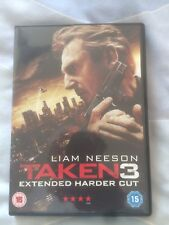 TAKEN 3 - Liam Neeson (EXTENDED HARDER CUT DVD)