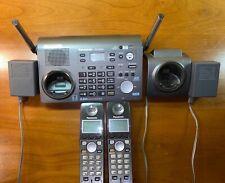 PANASONIC KX-TG6700B 5.8 GHz 2 Line Cordless Phone Base