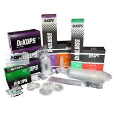 Devilbiss Dekups Reusable Disposable Paint Cups Filters Amp Lids Kit 802371