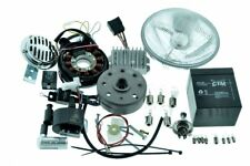 Umbausatz Zündung Powderdynamo/Vape pass. f. MZ ETS TS250 mit Reflektor H4 12V
