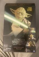 New Star Wars Legendary Jedi Master Yoda Collector Box Edition