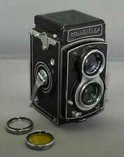"VINTAGE ROLLEIFLEX ""NEW STANDARD"" TLR IN EXCELLENT CONDITION"