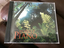 Solitudes John Herberman Exploring Nature Forest Piano CD From Canada As New
