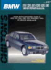 BMW: 318/325/M3/525/535/M5 1989-93 (Chilton's Total Car Care)-ExLibrary