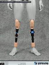 """ZY TOYS A pair of Prosthetic with Metal Parts 1/6 Fit for 12"""" action figure"""