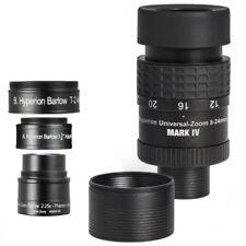Baader Zoomokular Hyperion Universal Mark IV + Zoom-Barlowlinse, Set