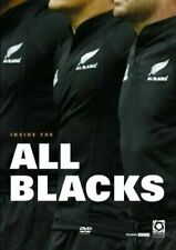 INSIDE THE ALL BLACK NEW ZEALAND RUGBY WORLD CUP TEAM DVD Brand New and Sealed