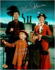 Karen Dotrice Autographed 8x10 Photo Mary Poppins With Inscription