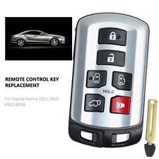 for Toyota Sienna 2011-2020 Keyless Smart Remote Key Fob HYQ14ADR 89904-08010