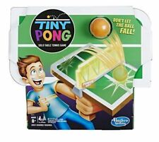Tiny Pong Solo Table Tennis Kids Electronic Handheld Game by Hasbro New