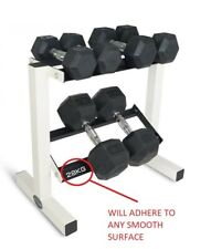 Weight rack number Labels gym dumbbells plates kettlebells 2kgs to 40kgs