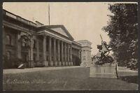Australia. Melbourne. Melbourne Public Library - 1912 Posted Postcard