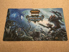Warcraft WoW TCG Playmat Scourgewar