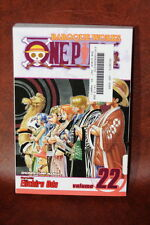 One Piece Volume 22 Manga Eiichiro Oda Action Adventure Shonen Jump