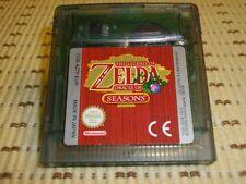 Zelda Oracle of Seasons für GameBoy Color und Advance