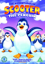 DVD:THE ADVENTURES OF SCOOTER THE PENGUIN - NEW Region 2 UK