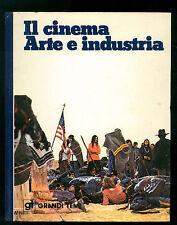 IL CINEMA ARTE E INDUSTRIA  DE AGOSTINI  1976 GRANDI TEMI