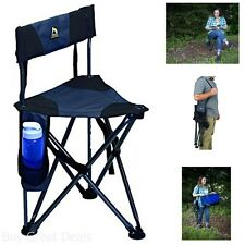 Folding Travel Chair Outdoor Portable Quick E-Seat Stool Foldable Fishing Camp
