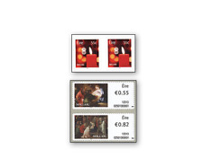 IRL1229 Christmas 4 pcs.self-adhesive MNH IRELAND 2012