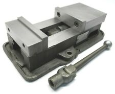Kurt Anglock 6 Milling Machine Vise With Jaws Amp Handle D60