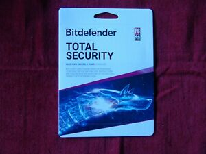 Bitdefender Total Security Valid for 5 device 2 year