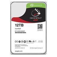 "Seagate IronWolf ST12000VN0007 12 TB 3.5"" Internal Hard Drive - SATA"